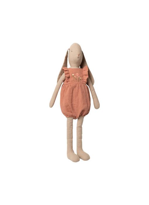 "Maileg Bunny ""Jumpsuit"" rose, Größe 5"