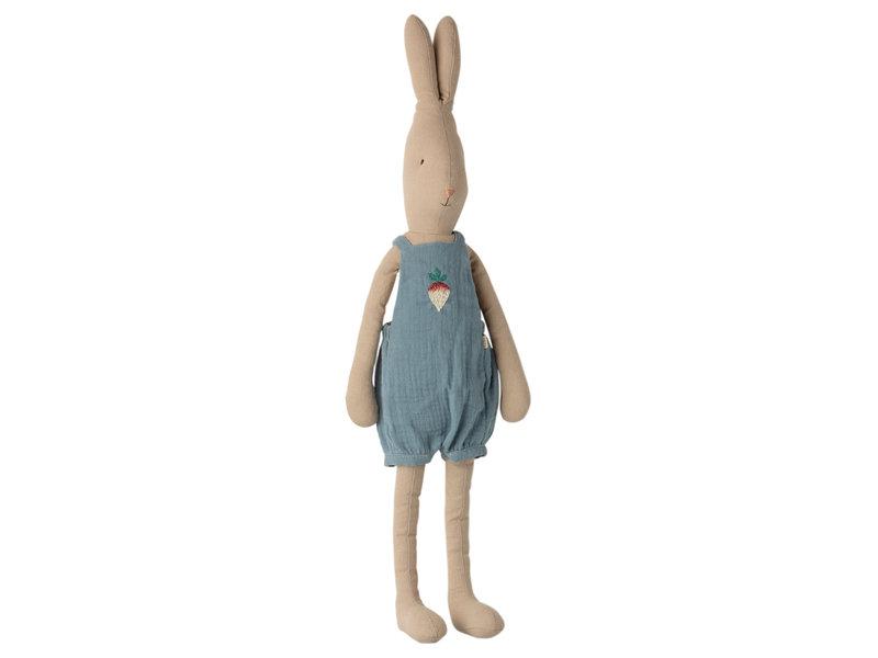"""Maileg Rabbit """"Overall"""" Größe 4"""