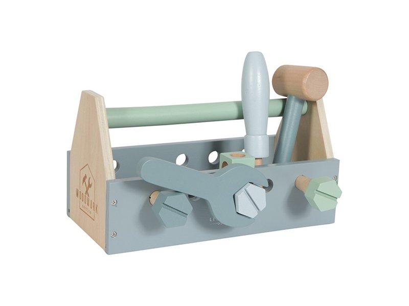 Little Dutch Holz Werkzeugkasten