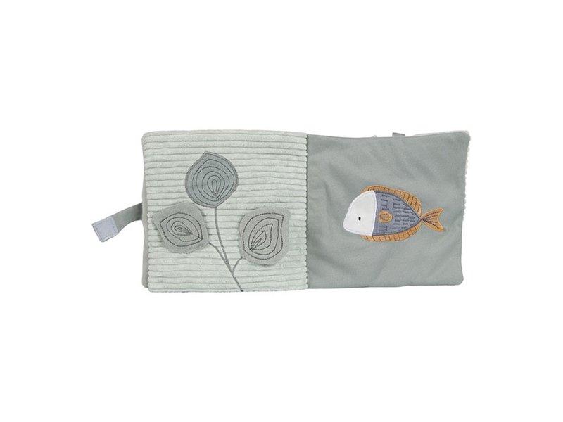 Little Dutch Stoffbuch mit Aktivitäten - Ocean Mint