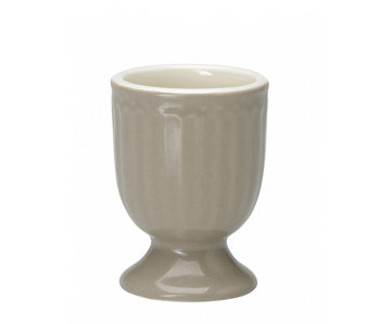 "GreenGate Eierbecher ""Egg cup Alice"" warm grey"