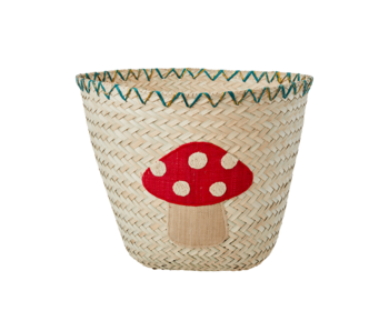 "rice dk Medium Basket ""Pilz"""