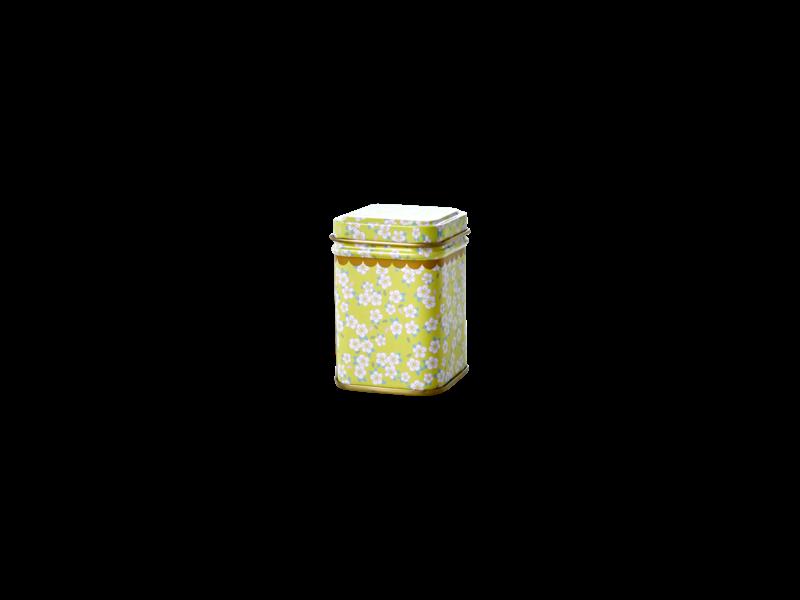 rice dk Kleine Blechdose grün