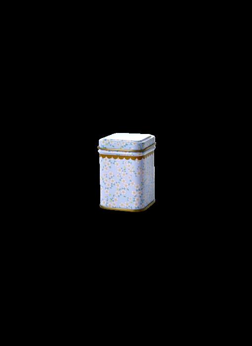 rice dk Kleine Blechdose blau
