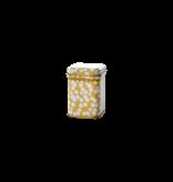 rice dk Kleine Blechdose gold