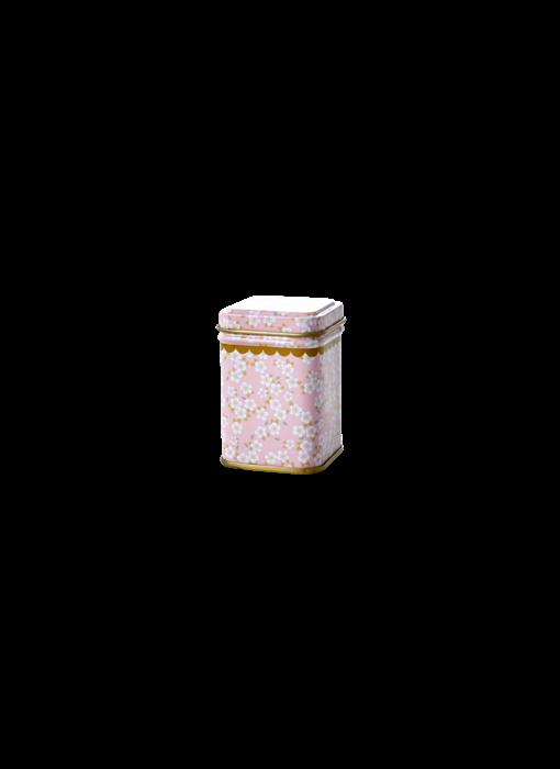 rice dk Kleine Blechdose rosa