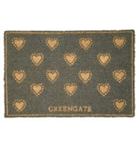 """GreenGate Türmatte """"Penny grey"""""""