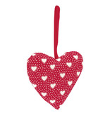 "GreenGate Heart Penny red ""Herz"" Set 2 Stk."