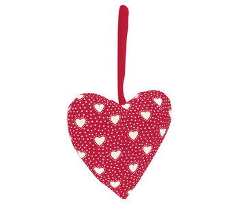 "GreenGate Heart Penny red ""Herz"" Set 2 Stk."