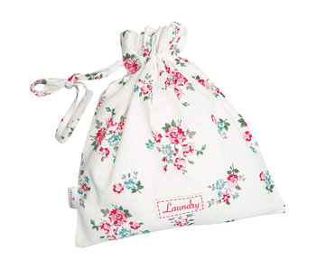 "GreenGate Laundry bag ""Sonia white"" small"