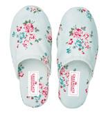 GreenGate Slippers Sonia pale blue medium/large