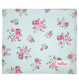 "GreenGate Tischtuch ""Sonia pale blue"" 145x250cm"
