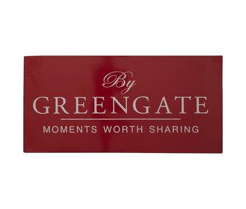 "GreenGate Logo ""GreenGate"" red"