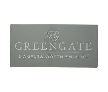 "GreenGate Logo ""GreenGate"" grey"