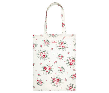 "GreenGate Stofftasche ""Elouise white"""