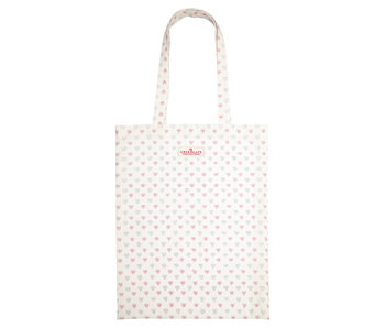 "GreenGate Stofftasche ""Penny white"""