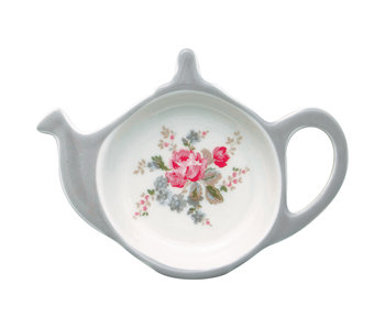 "GreenGate Teebeutelablage ""Elouise white"" Teabag holder"