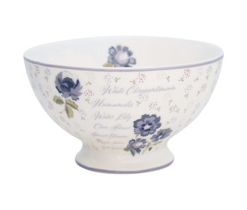 "GreenGate Suppenschale ""Soup bowl Beatrice white"""