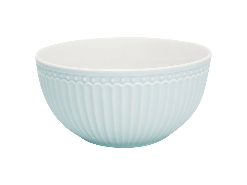 "GreenGate Serving bowl Set 2 Stk. ""Alice"" pale blue"