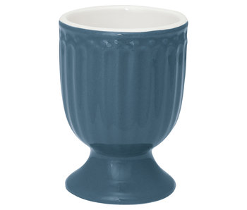 "GreenGate Eierbecher ""Egg cup Alice"" ocean blue"
