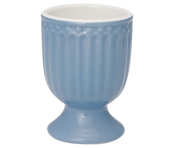 "GreenGate Eierbecher ""Egg cup Alice"" sky blue"