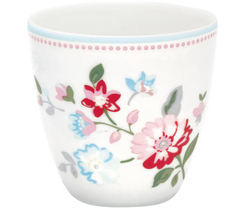 """GreenGate Mini Latte cup """"Sonia white"""""""