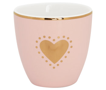 "GreenGate Mini Latte cup ""Penny gold"""