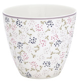 "GreenGate Latte Cup ""Ginny white"""