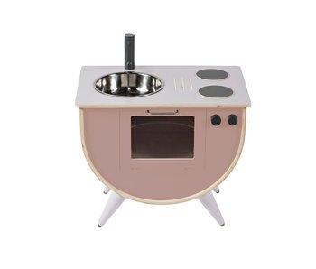 Sebra Spielküche, sunset pink