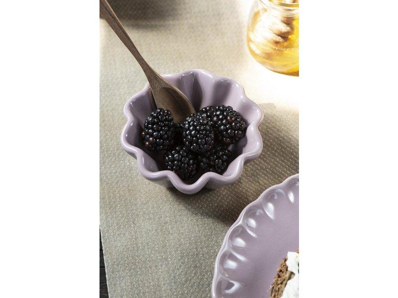 "IB LAURSEN Muffinform ""Lavender"" Mynte Keramik"
