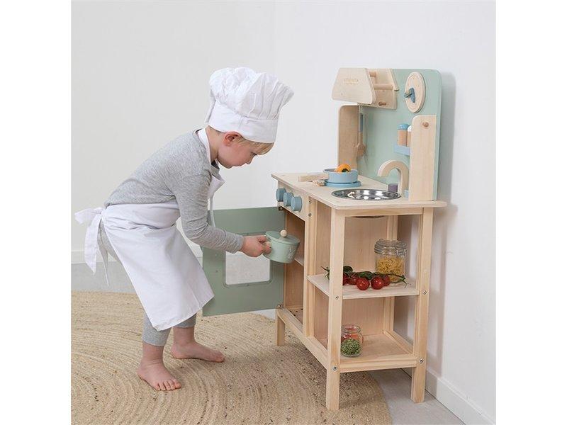 Little Dutch Kinderspielküche mint