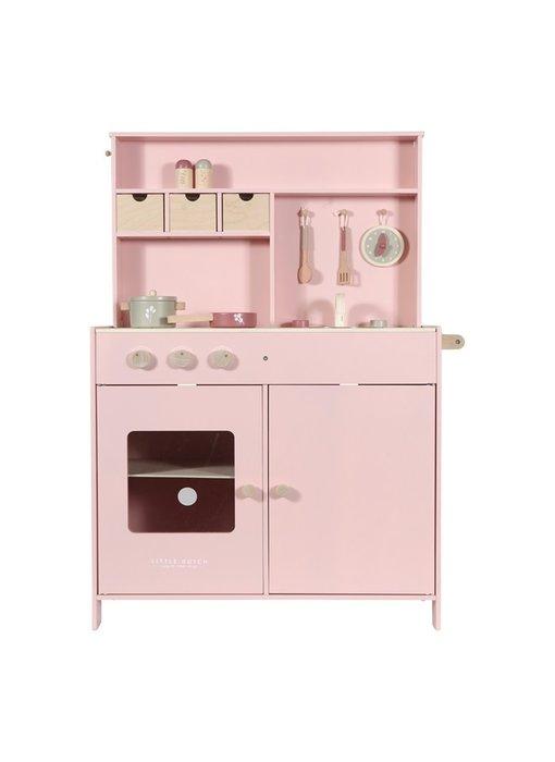 Little Dutch Kinderspielküche rosa