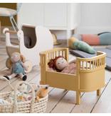 Sebra Puppenkinderwagen aus Holz, dusty pink