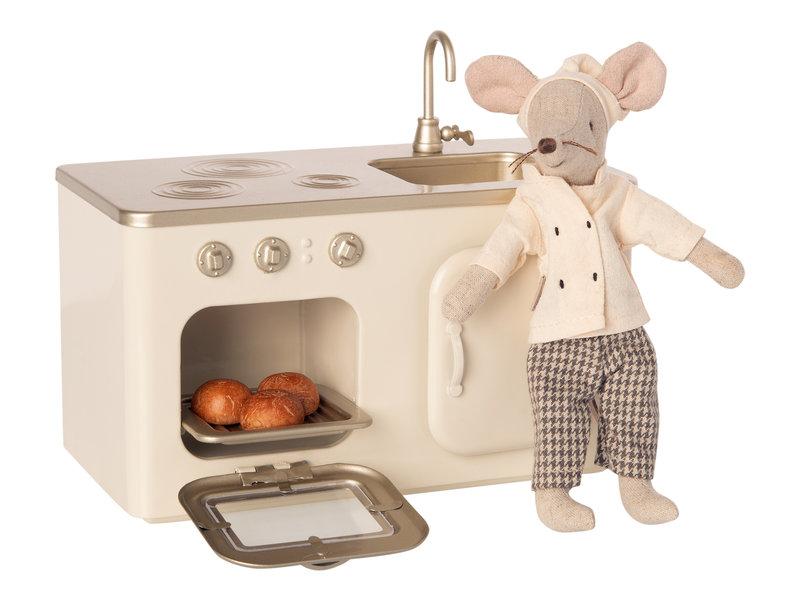 Maileg Maus Küche