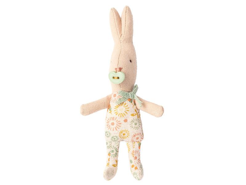 """Maileg Rabbit """"Boy"""" mit Schnuller, my"""