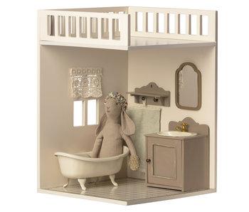 "Maileg ""Badezimmer"" Puppenhaus aus Holz"