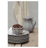 IB LAURSEN Muffinform Mynte Keramik in french grey