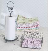 Krasilnikoff Küchenpapierhalter aus Draht
