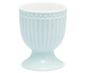 "GreenGate Eierbecher ""Egg cup Alice"" pale blue"