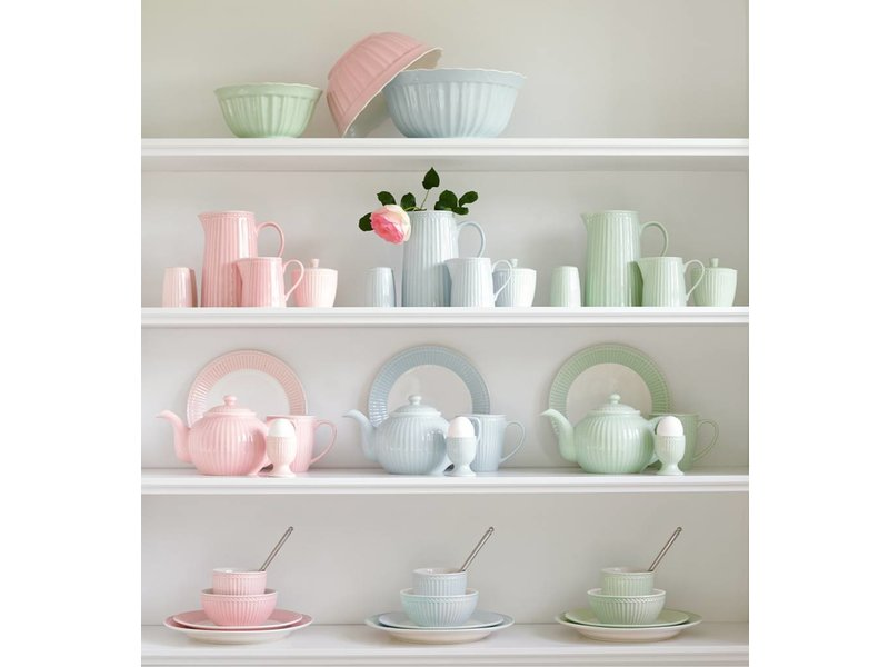 "GreenGate Zuckerdose""Sugar pot Alice"" pale blue"