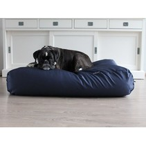 Hondenbed donkerblauw vuilafstotende coating large