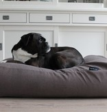 Dog's Companion® Hondenbed taupe (meubelstof) extra small