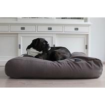 Hondenbed taupe (meubelstof) superlarge