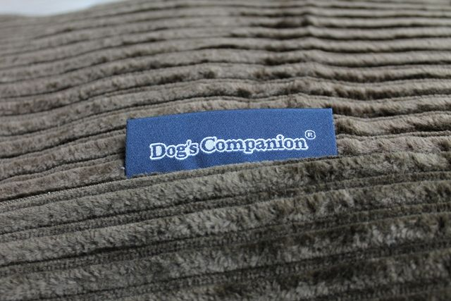 Dog's Companion® Hoes hondenbed forrester ribcord extra small