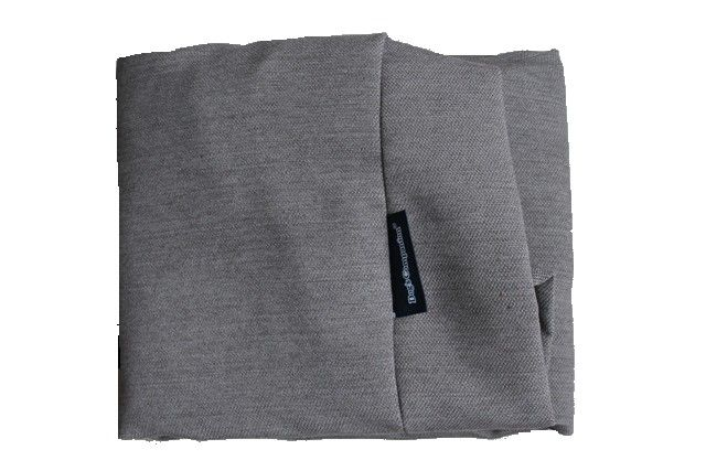 Dog's Companion® Hoes hondenbed taupe meubelstof large