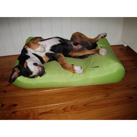Dog's Companion® Hondenbed Small Lime nylon