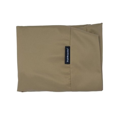 Dog's Companion® Hoes hondenkussen khaki vuilafstotende coating large