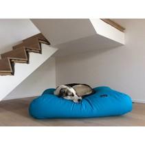 Hondenbed aqua blauw small
