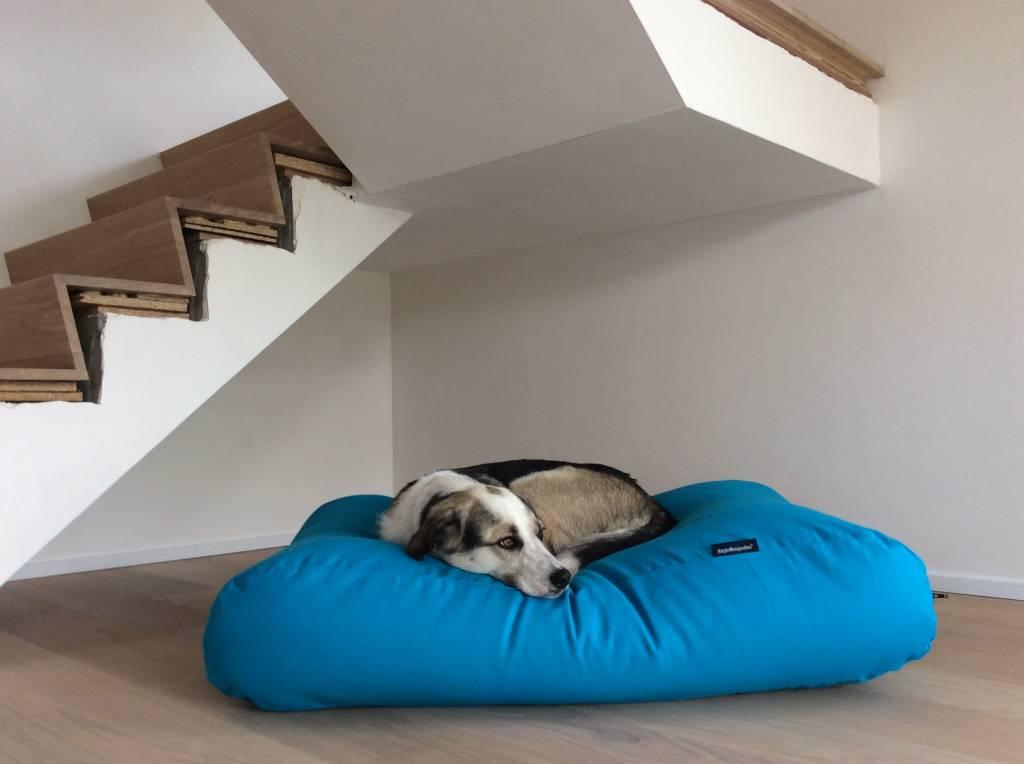 Dog's Companion® Hondenbed aqua blauw small