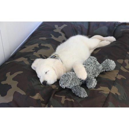 Dog's Companion® Hondenbed army medium